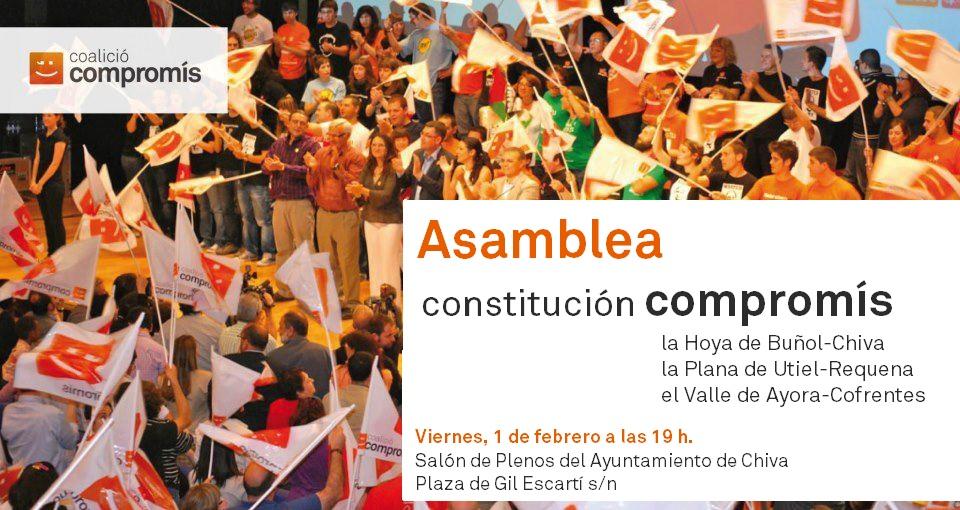 anuncio asamblea constitución compromís