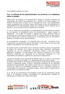 Carta a las entidades ciudadanas de Chiva_Página_1